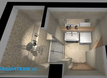 Plánujete rekonštrukciu svojej kúpeľne? Vizualizácia novej je správnou voľbou.