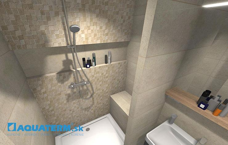 Rekonštrukcia bytovkovej kúpeľne