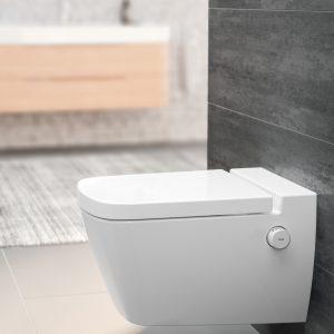 Toaletná keramika TECEone + TECEone toaletné sedátko s pomalým zatváraním